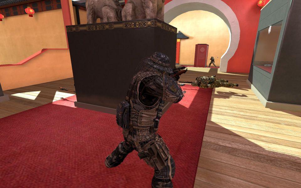 「狙擊殲滅模式」真正挑戰玩家槍法與技術!