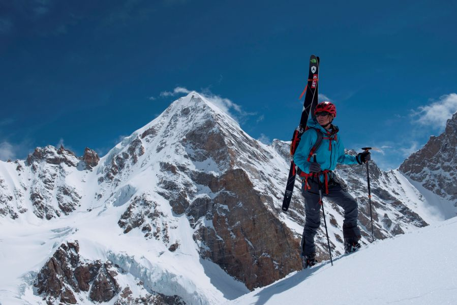 The North Face從1980年開始研發各種滑雪服飾,今年正式推出Snow Blazers滑雪系列服飾。