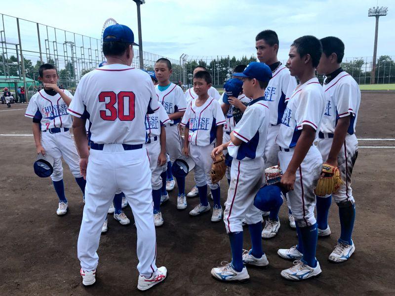 中華隊以分組冠軍晉級。圖/學生棒聯提供