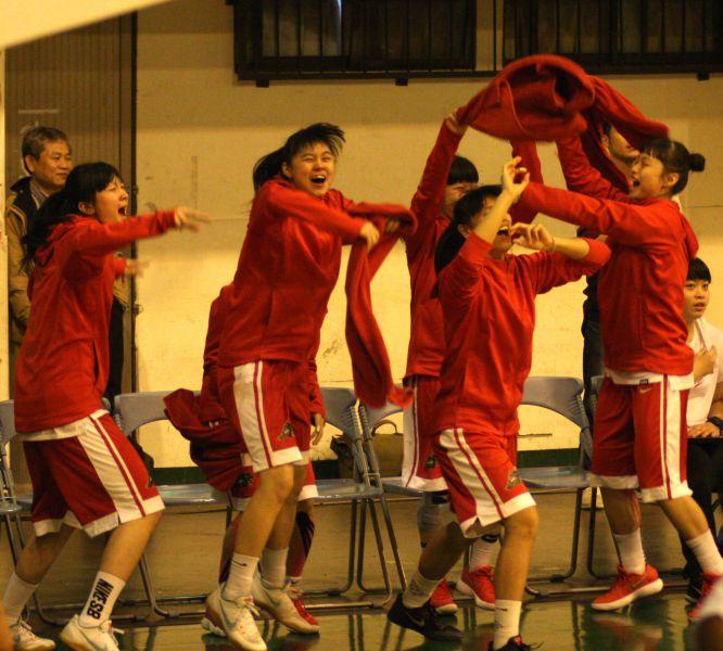 南山女籃大賽前突然生變。