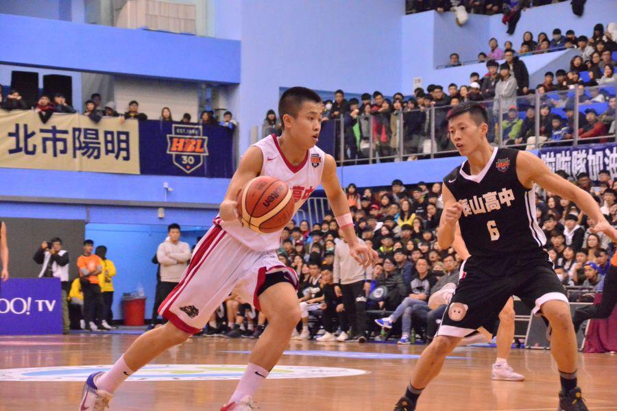 南山陳又瑋 生涯新高34分功難晉級。