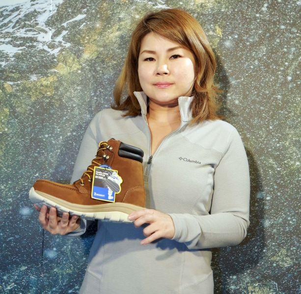 品牌經理公開Columbia與全球輪胎領導品牌米其林聯手打造最強雪靴。