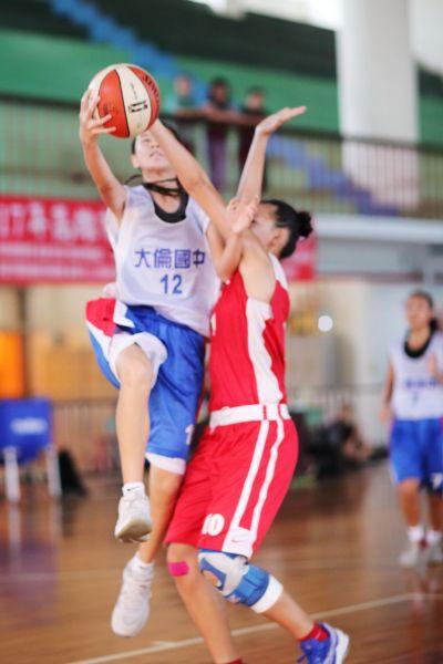 大湖游沁華連兩場拿16分。
