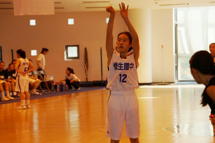 懷生呂佳諺攻下生涯新高31分領軍晉八強。