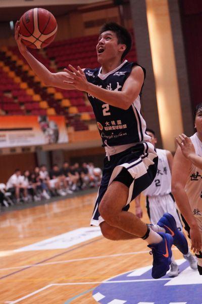 林俊吉怕輸「不敢」拿30分,健行5連勝。