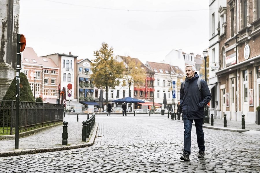 法國原創Lafuma都會休閒Urban Travel系列。