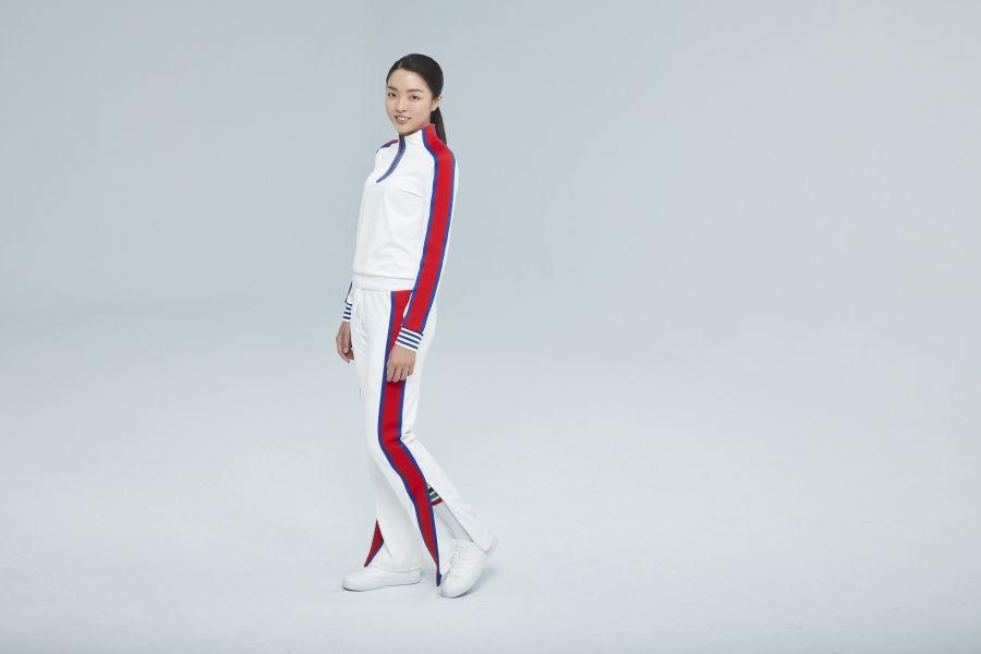 護旗手服裝。台北世大運執委會提供