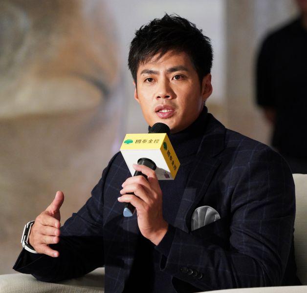 陳偉殷將在11月12日下午舉辦見面會,和喜愛他的粉絲近距離互動。圖/李天助攝