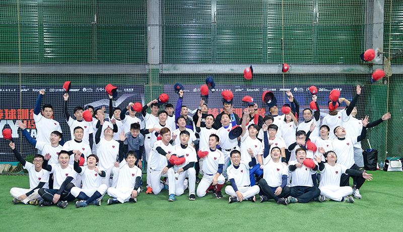 首屆YY Baseball Camp圓滿落幕,深獲學員一致肯定。圖/主辦單位提供