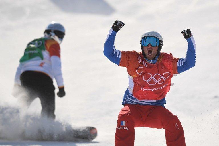 沃爾蒂爾在平昌冬奧連霸。法新社
