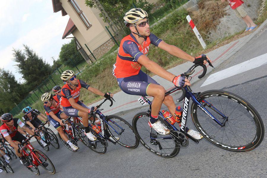 巴林‧美利達隊安東尼奧.尼巴利也將來台挑戰台灣登山王。巴林‧美利達一級職業車隊/提供。