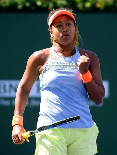 大坂直美首奪WTA冠軍。法新社