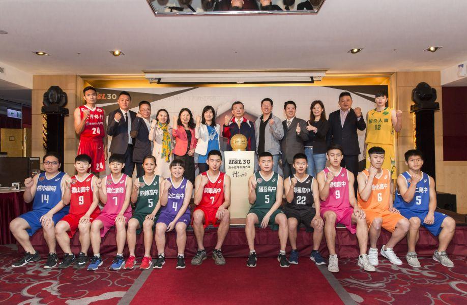高中籃球乙級聯賽全國決賽16日開戰。