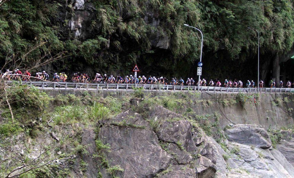 2017臺灣自行車登山王挑戰 。中華民國自行車騎士協會/提供。