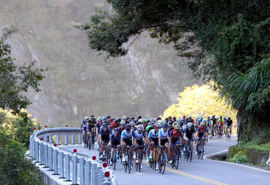 2017臺灣自行車登山王挑戰。中華民國自行車騎士協會/提供。
