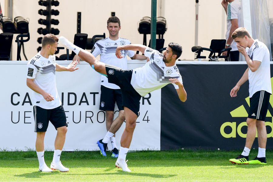 衛冕冠軍德國隊的奪冠呼聲頗大。法新社