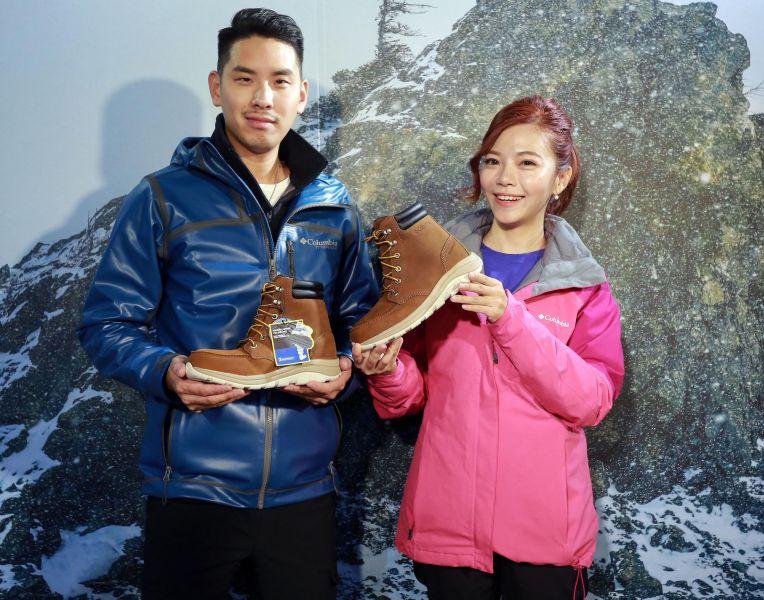 Columbia結合全球輪胎領導品牌米其林的頂級WIC冰層抗滑科技打造最強雪靴。