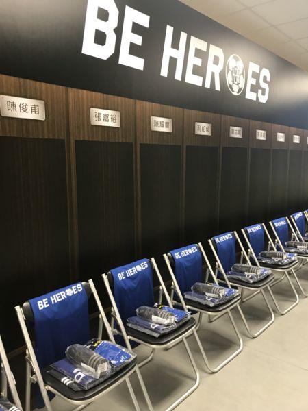 每個學員都有自己的名字和座位。展逸國際行銷提供