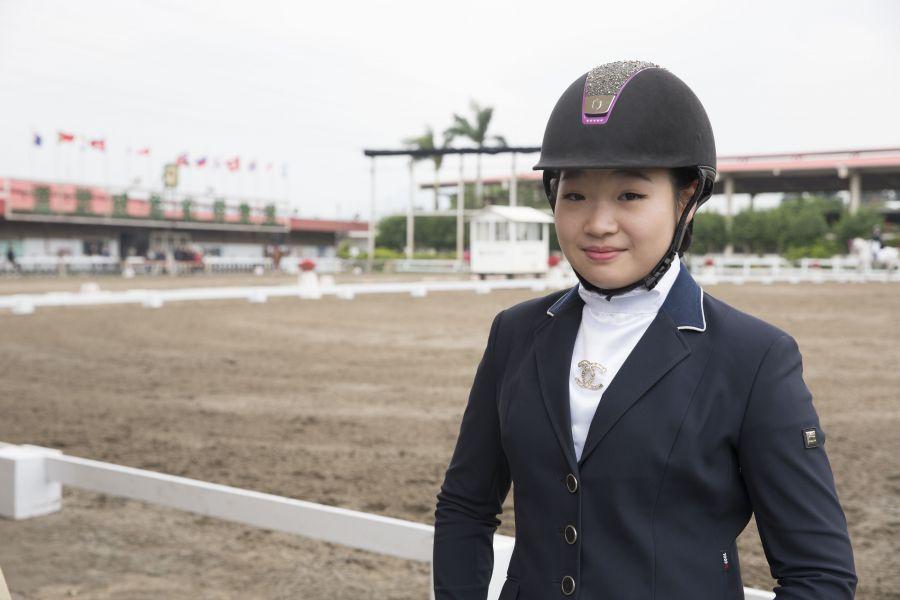 Youth等級冠軍林妤珍。圖/主辦單位提供