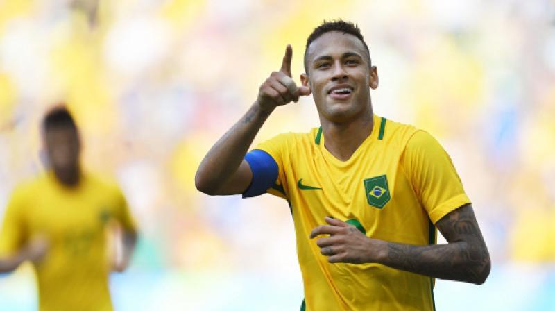 巴西是本屆奪冠大熱門。法新社