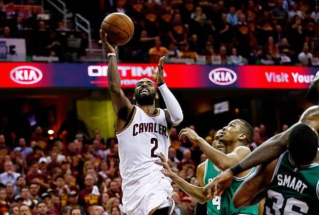 NBA退役球星毕勒普斯(Chauncey Billups)透露他在面试克利夫兰骑士总裁职位时,就感觉得出来厄文(Kyrie Irving)不开心。图/资料照片