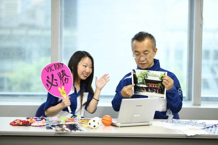 Airbnb 與日本志工支援基金會合作,推出一系列奧運場館巡禮免費線上體驗。官方提供