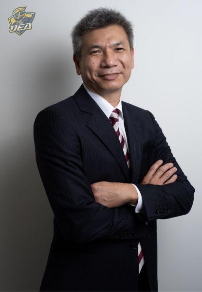 中信特攻總教練李逸驊。官方提供