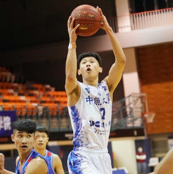 中原劉光尚20分10籃板。大會提供