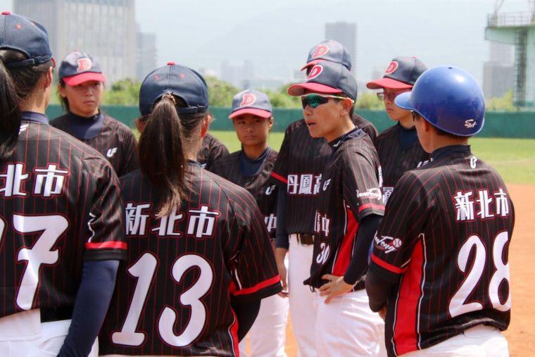 丹鳳首度報名女子組聯賽。大會提供