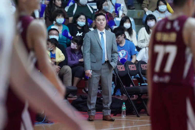 健行教練劉孟竹領軍一級隊史6年,第二度吞下2連敗。大會提供