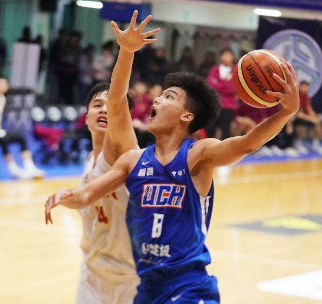 健行科大朱雲豪成為PLG史上首位選秀狀元。資料照片