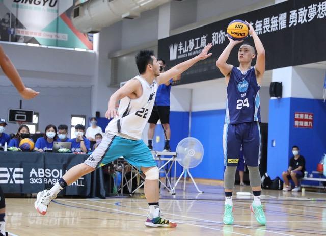 北區第二回合MVP李錡。官方提供