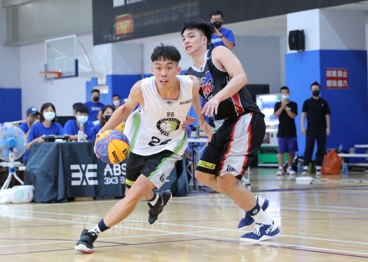 南區第一回合MVP台中夢想家青年隊戴偉。大會提供