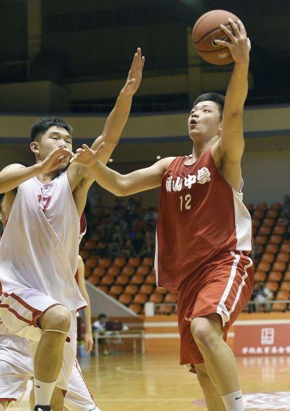 長耀盃高中公益籃球賽今年已經邁進第九屆。資料照片