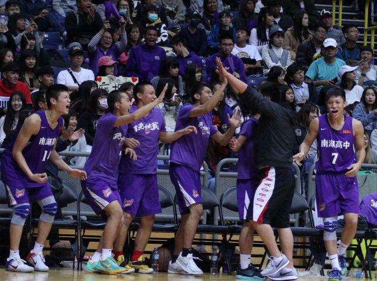 南湖慶連7季晉八強。