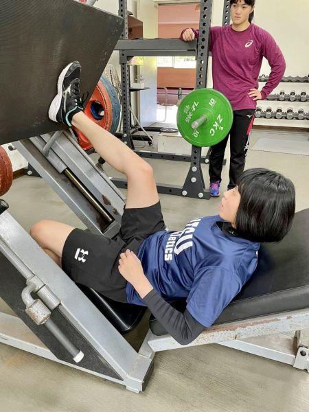 台中視障柔道選手李凱琳繼2012年倫敦帕運-2016年里約帕運後-再度參加將於24日展開的東京帕運-代表國家出賽。台中運動局提供