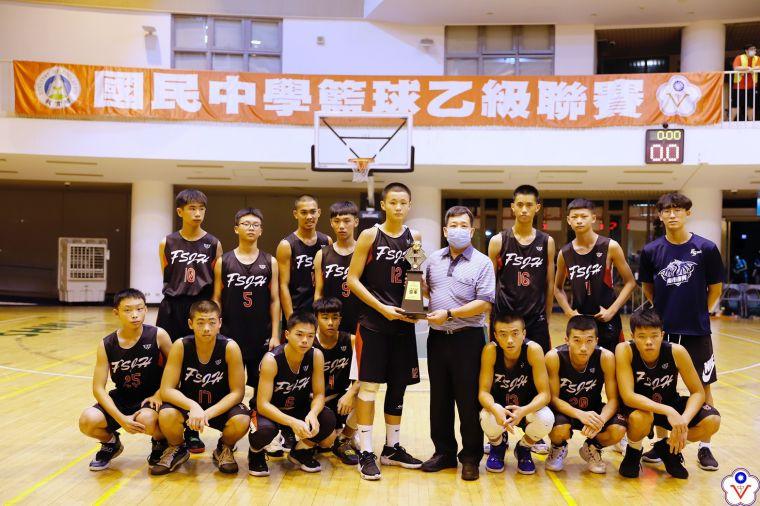 台南復興第二。大會提供