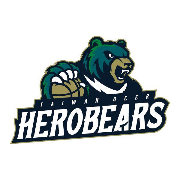 台灣啤酒英熊職業籃球隊傳承經典將吉祥物台灣黑熊全面進化,開創下一個綠色王朝。官方提供