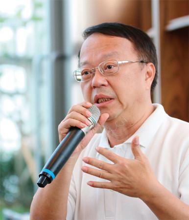 國揚集團創辦人侯西峰。官方提供