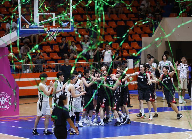 WSBL》国内篮坛第一枪 篮协宣布国泰夺冠