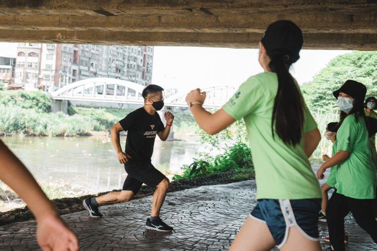 ADA台北市建築世代會慈善路跑邁入第九年將於12月11日井跑。官方提供