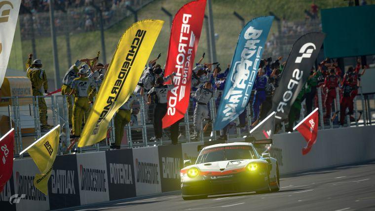 全新電競賽事—Porsche Gran Turismo Cup Asia Pacific。官方提供