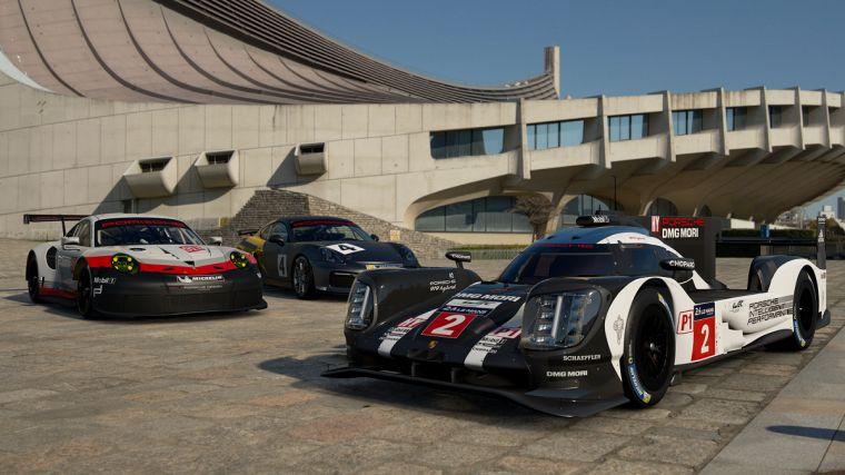 Porsche Gran Turismo Cup Asia Pacific的賽事將以Gran Turismo Sport遊戲作為競賽擂台。官方提供