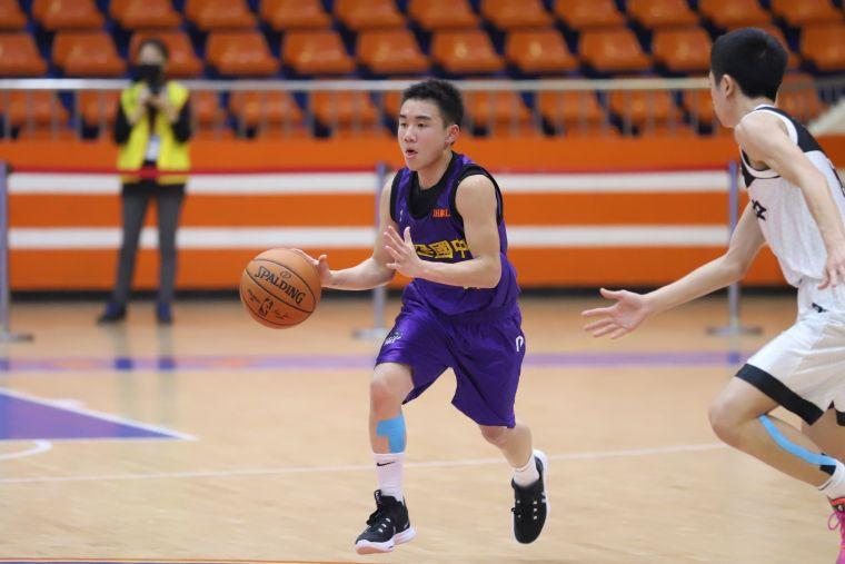 埔里「小巨人」李垣宏2記三分球拿17分。大會提供