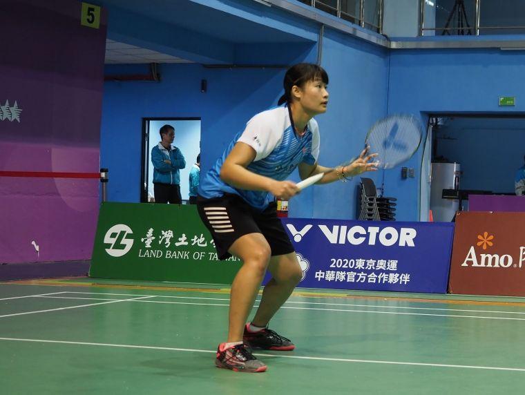 女單冠軍-合庫松山李雨璇。大會提供