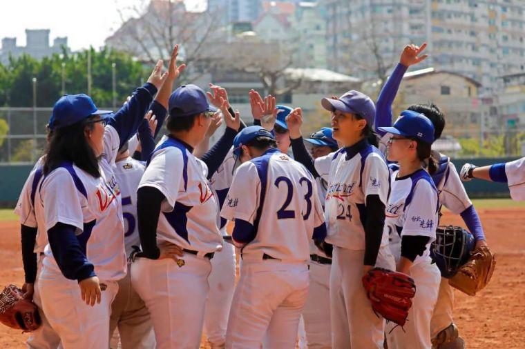 女子棒球聯賽排名賽台中登場-爭奪決賽門票資格。台中運動局提供
