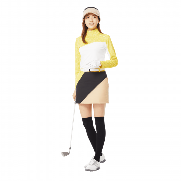 採用彈性伸縮及具保暖功能的布料,擁有防潑水及防風特性的輕質褲裙。官方提供