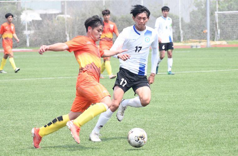 文化大學郭桐霖推進,本場貢獻兩球。大會提供