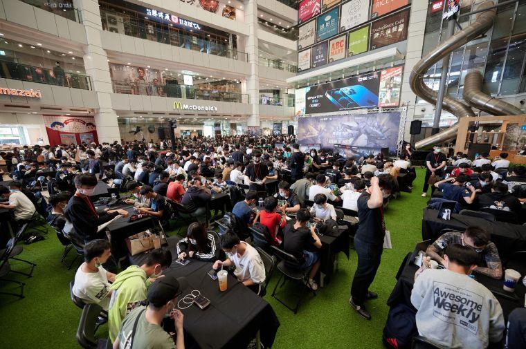 傳說城市每年吸引超過千位玩家到場參賽。官方提供