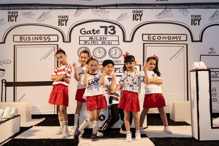 FILA Hero 4 Who街舞比賽廣受多世代舞迷支持,今年更增設兒童組。官方提供